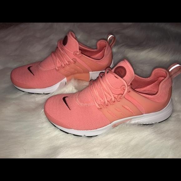 outlet store eb254 afad9 Rare Nike presto pink melon NWT